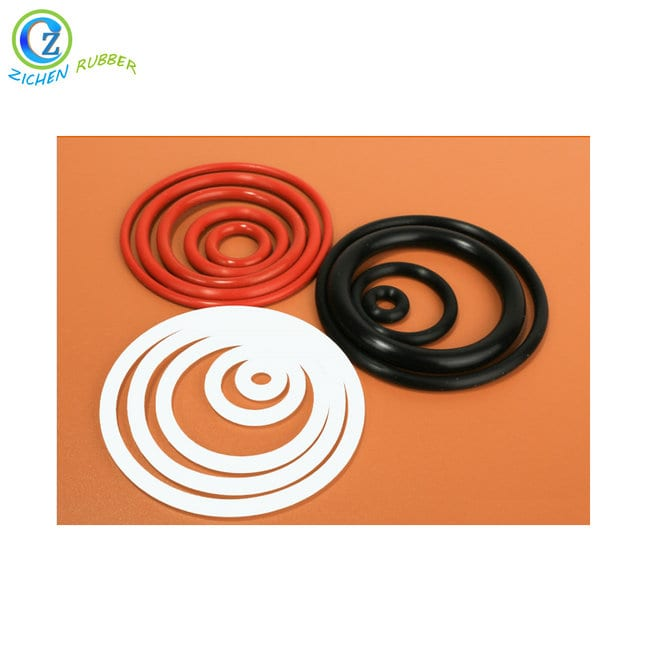 Chinese wholesale Thick Rubber O Rings - Customized Flexible Extruded Rubber Seal Silicone O Ring – Zichen