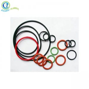 Various Colorful Rubber NBR Silicone Viton O Ring FKM O Ring
