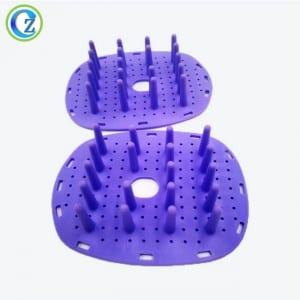 Personalized Comfortable Head Scalp Massager Hair Silicone Comb for Hair