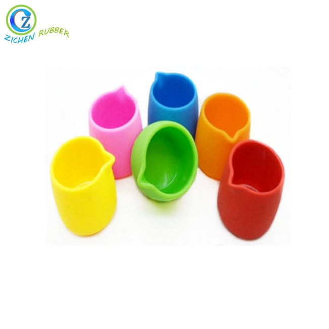 Professional Design Glass Rubber Gasket - High Quality Silicone Wine Cup Best Silicone Coffee Cup – Zichen