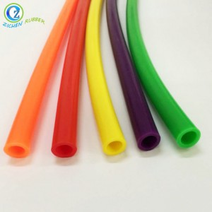 High Pressure Silicone Hose Soft Rubber Vacuum Pipe Tube