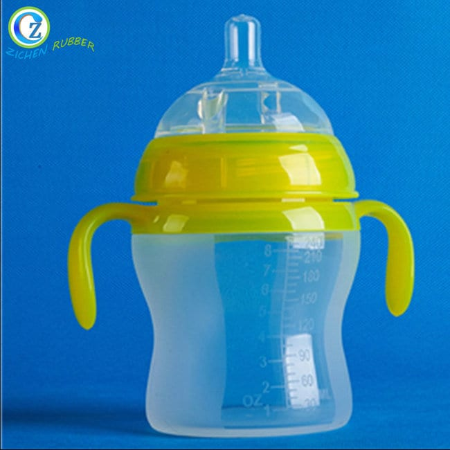 Factory wholesale Digital Piano - High Quality Silicone Baby Products 100% FDA Silicone Baby Bottle – Zichen