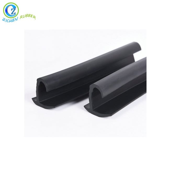 Chinese wholesale Silicone Pan Mat - Rectangular Rubber Seals Self Adhesive Rubber Seal Auto Rubber Seal Garage Rubber Seals – Zichen