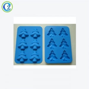High Quality Cute Silicone Baking Molds Flexible Baking Pan