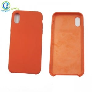 Custom Fashion Silicone Mobile Phone Cover Durable BPA Free Mobile Phone Silicone Case