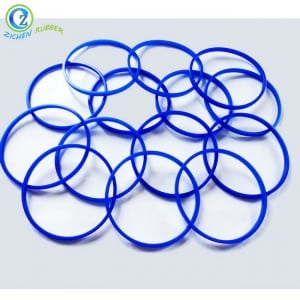 High Quality Custom Size High Pressure O Shaped Round Silicone Rubber Seal Ring