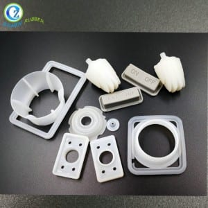 Custom FDA Silicone Rubber Seal Gasket