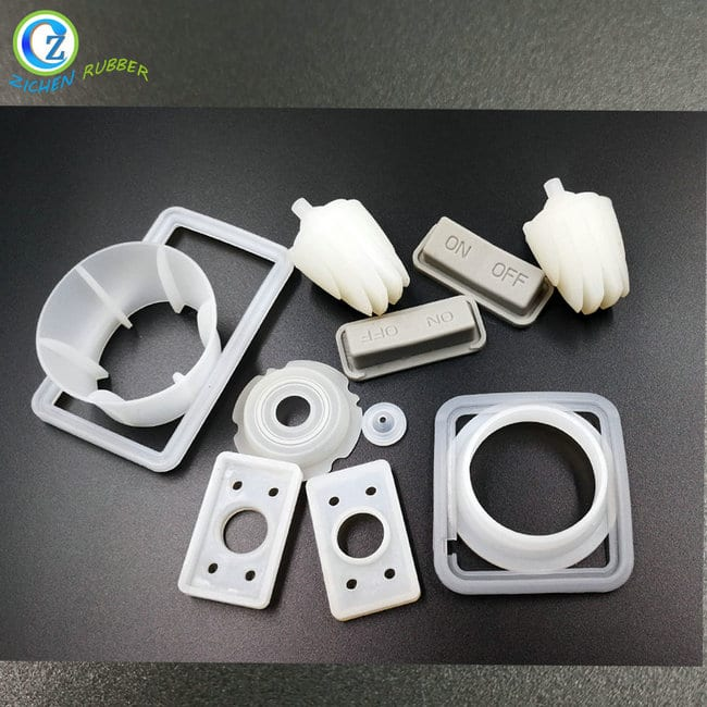China Cheap price Silicone Ring Rubber Seal -