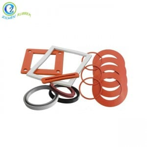 OEM/ODM Manufacturer Red Rubber O Ring - Top Quality Rubber Window Gasket Silicone Rubber Gasket for PVC Pipe – Zichen