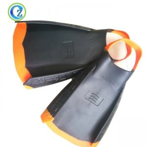 High Quality Silicone Swimming Fins For Women Custom Durable Silicone Swim Fins Diving Fins