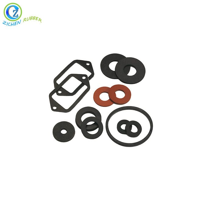 OEM/ODM China Viton Rubber Cord - Waterproof  Top Quality Silicone Sealing Gasket Flat Rubber Gasket – Zichen