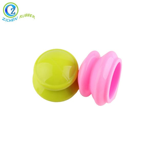 2019 High quality Cup For Menstruation – Colorful Silicone Cupping Cups Custom Silicone Massage Cups – Zichen