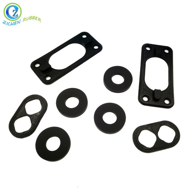High reputation Silicone Electonic Drum - Waterproof  Top Quality Silicone Sealing Gasket Flat Rubber Gasket – Zichen