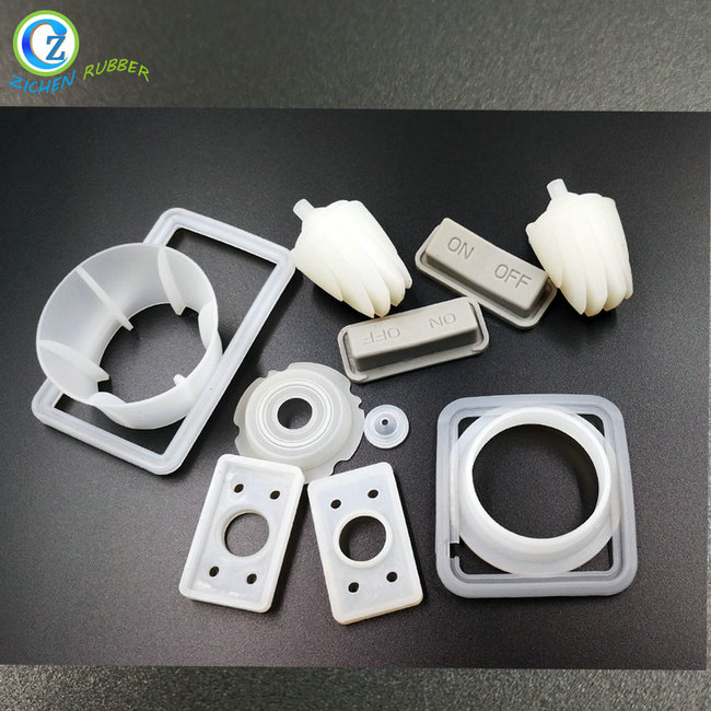 Custom Nonstandard Silicone Rubber Gasket Featured Image
