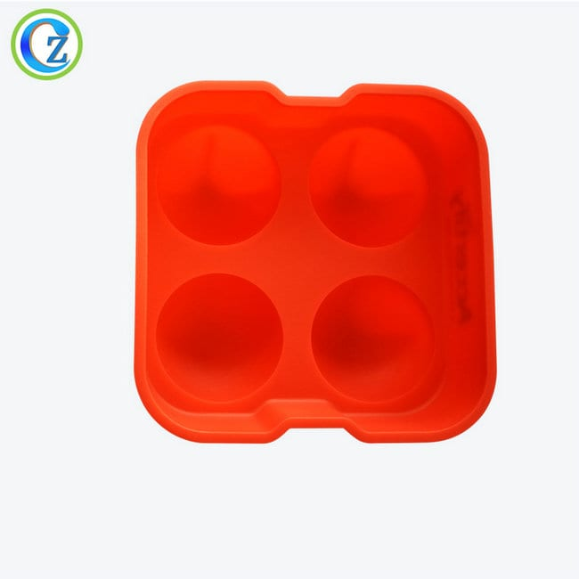 OEM/ODM Manufacturer Silicone Cupping Therapy Set - Lovely Silicone Ice Tray Shapes Eco-friendly Silicone Ice Mould – Zichen