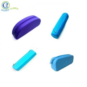 Cute Silicone Key Bag High Quality FDA Mini Silicone Key Bag