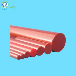 High Temperature Resistance Custom Solid Silicone Rubber Cord