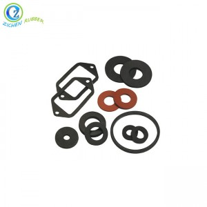 Silicone Rubber Adhesive Gasket Custom Professional Die Cutting Service Available