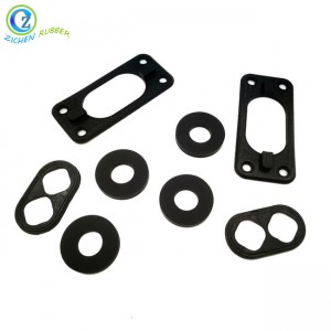 High Temperature Resistant Silicone Rubber Washer Gasket