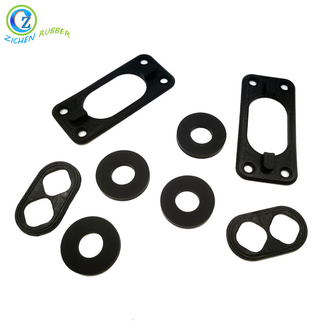 Silicone Rubber Adhesive Gasket Custom Professional Die Cutting Service Available Featured Image