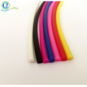 OEM/ODM Factory Silicone Rubber Seal O Ring - Silicone Rubber Cord High Quality FDA Approved Competitive Price – Zichen
