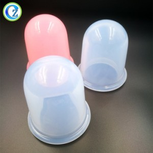 Anti Cellulite Cup Silicone Cupping Therapy Set Body Massage Cups