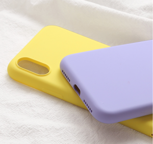 Hot Selling Custom Liquid Silicone Full Protective Phone Case for Iphone