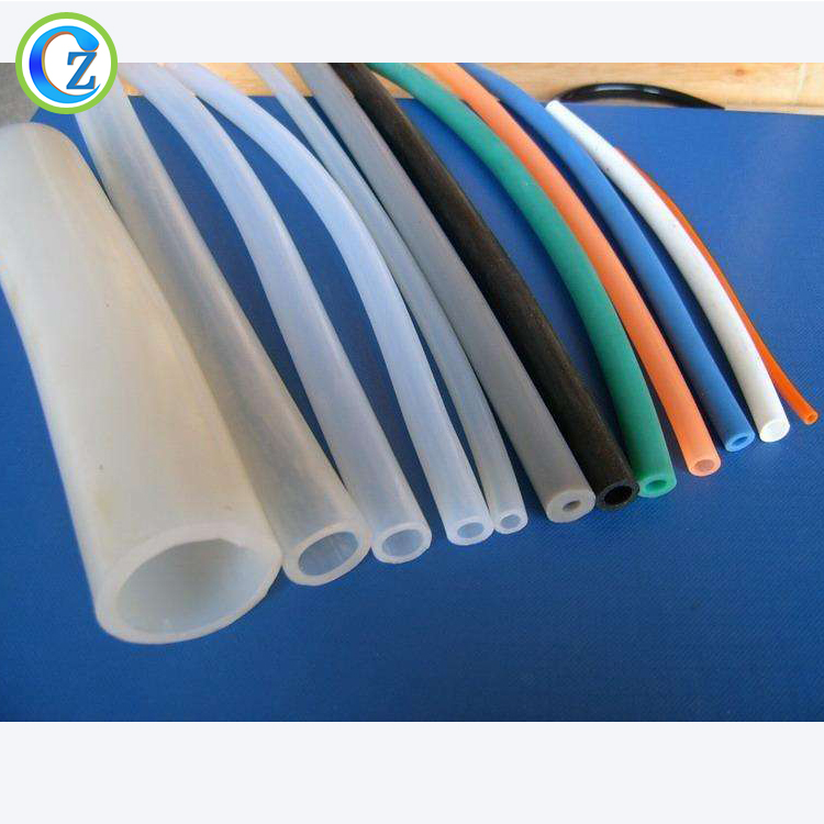 High Quality Rubber O Ring - Silicone Rubber Tube FDA LFGB Approved High Quality Direct Factory Price – Zichen