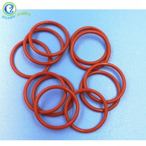Custom Molded Silicone O-Rings Rubber O Ring Maker All Sizes Silicon O Rings